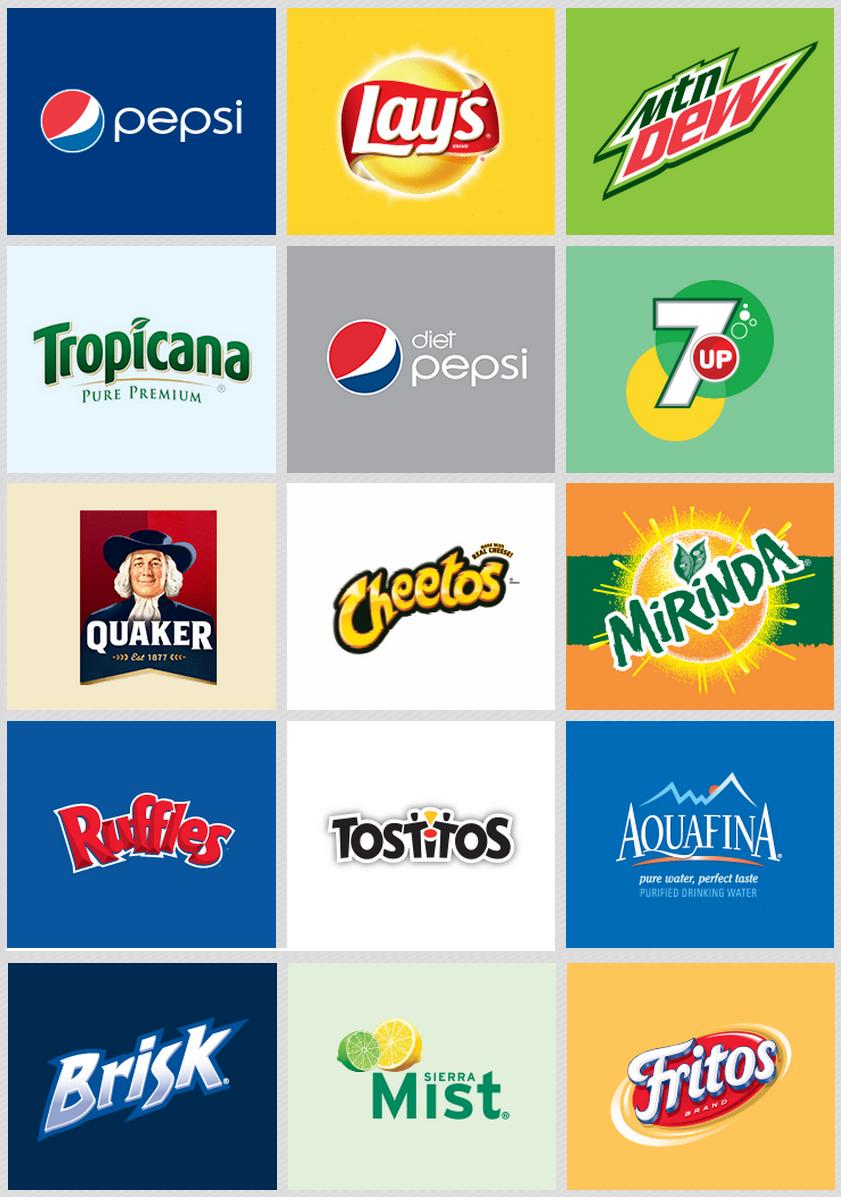 Логотипы и бренды