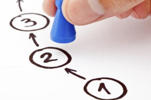 Пошаговая процедура регистрации