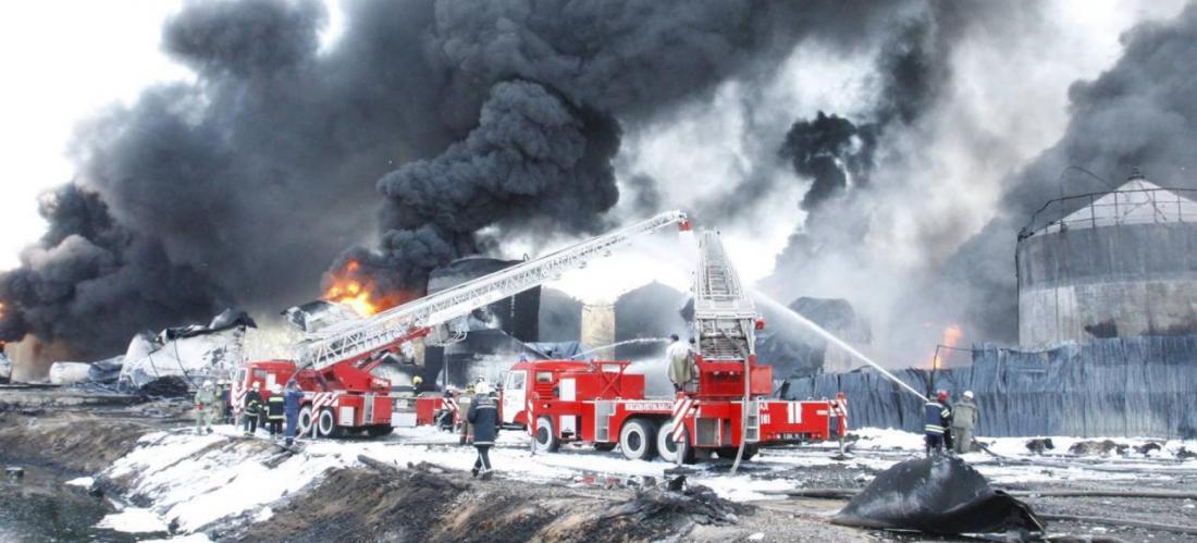 пожаротушение МЧС
