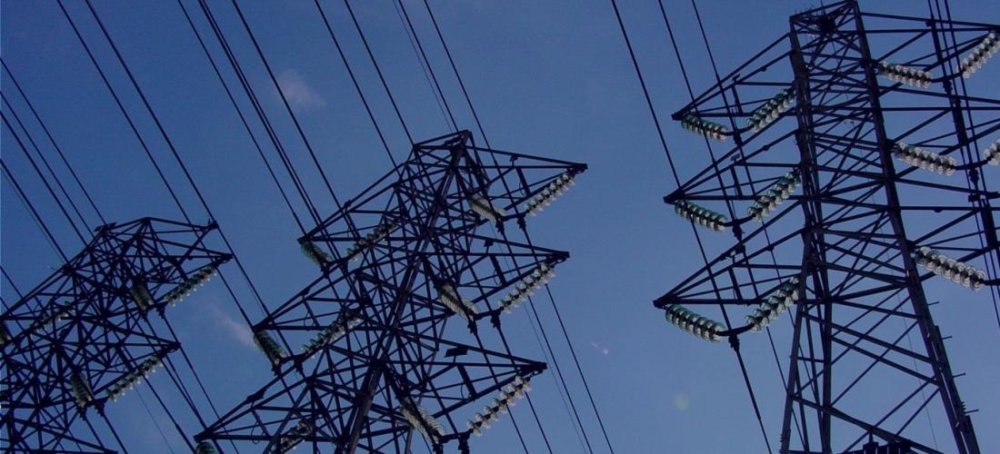 Устройство наружных электрических сетей