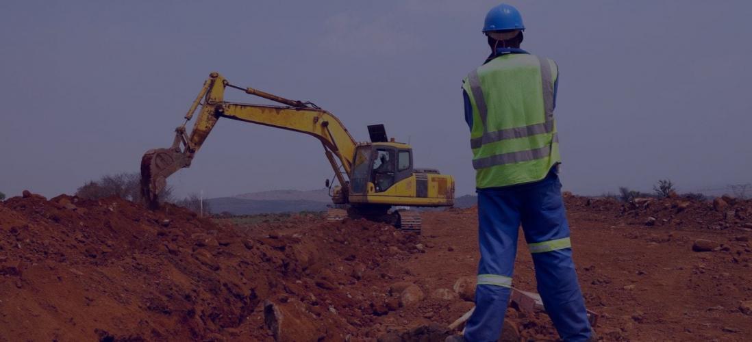 Работы по строительству автомобильных дорог