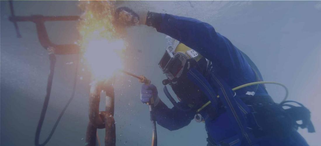 Гидротехнические и водолазные работы в строительстве