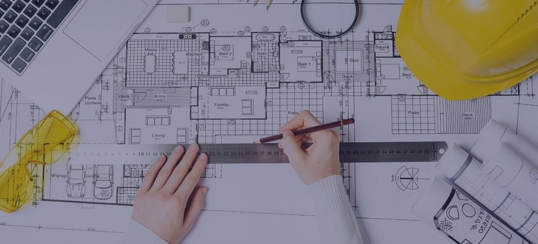 Работы по подготовке объемно-планировочных решений