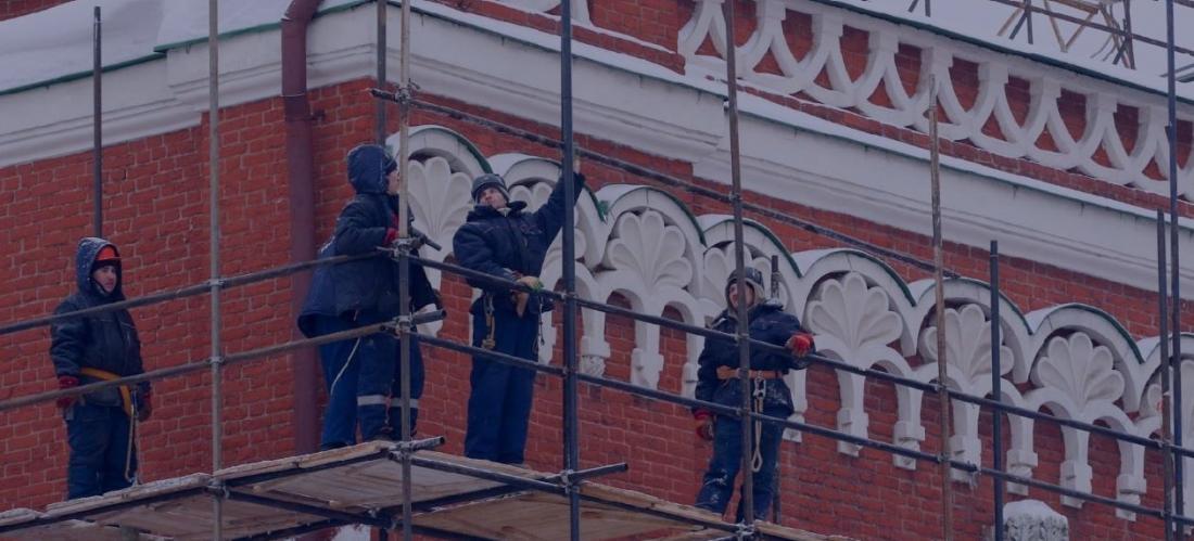 Реставрация декоративно-художественных покрасок