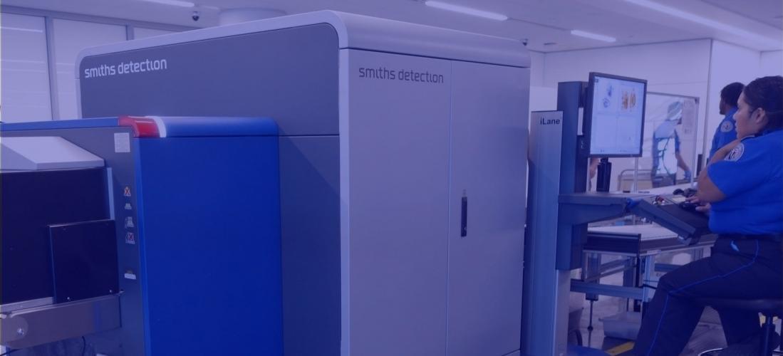 Техническое обслуживание досмотровых рентгеновских установок