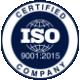 ISO 9001 2015 знак